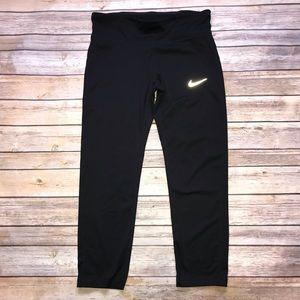Women's Nike Dri-Fit Cropped Running Pants
